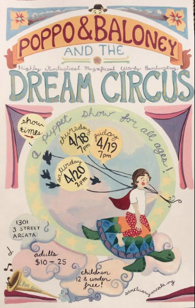 Poppo and Baloney and the Dream Circus