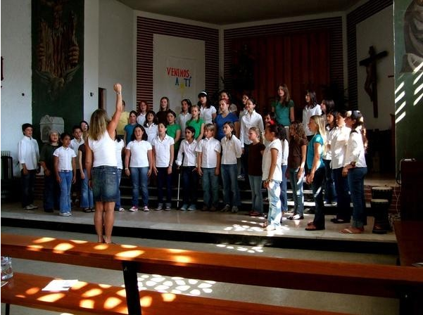The Children's Concert Chorus
