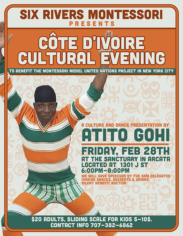 A Night Of West African Dance with Atito Gohi